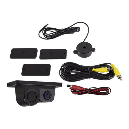 iBeam TE-CPSS Back Up Camera with Parking Sensor - Lockdown Security