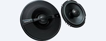 "Sony XS-GS1621 6.5"" Coaxial Speakers - Lockdown Security"