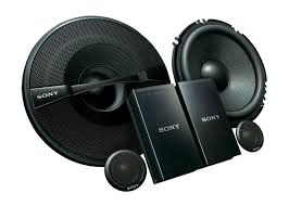"Sony XS-GS1621C 6.5"" 2-Way Component Speakers - Lockdown Security"