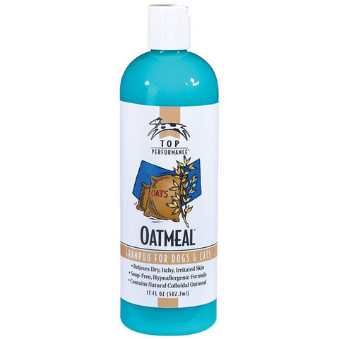 Top Performance® Oatmeal Shampoo 17oz