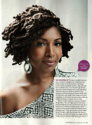 Cristina Sabatini Shenu Earring in Essence Magazine