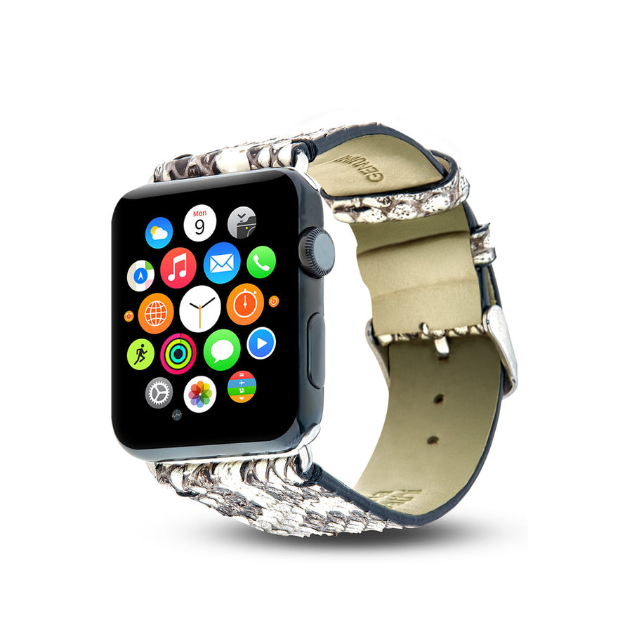 Cristina Sabatini: Python Apple Watch Band