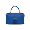 Cristina Sabatini: Isabella Satchel in Royal Blue