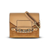Women's Handbag - Small Scarlett Crossbody Handbag - Camel