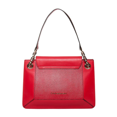 Cristina Sabatini: Lexie Satchel in Candy Red