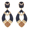 Cristina Sabatini: Cairo Earrings - Black