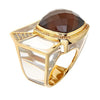 Ammom Ring - 18K Gold Plated - Clear