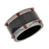Cristina Sabatini: Cartouche Bangle in Black