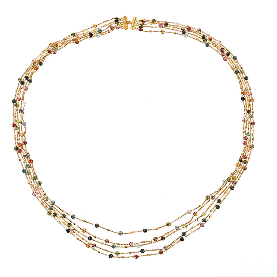 Cristina Sabatini: Ripple Necklace