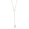 Cristina Sabatini: Pearl Drop Necklace