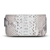 Accessories- Women's Wallets - Camilla Wallet - Natural Snakeskin Python Leather Cristina Sabatini