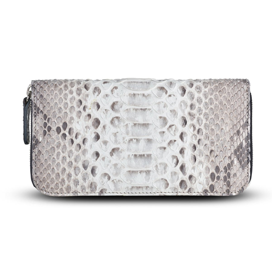 80a46aec06ed Accessories- Women s Wallets - Camilla Wallet - Natural Snakeskin Python Leather  Cristina Sabatini