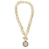 Renata Toggle Chain Necklace