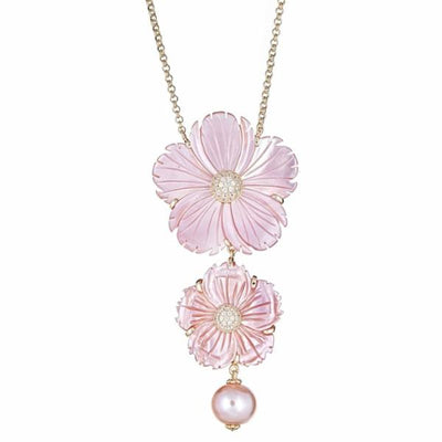 Linked Posy Necklace