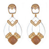 Cairo Earrings - 18K Gold Plated