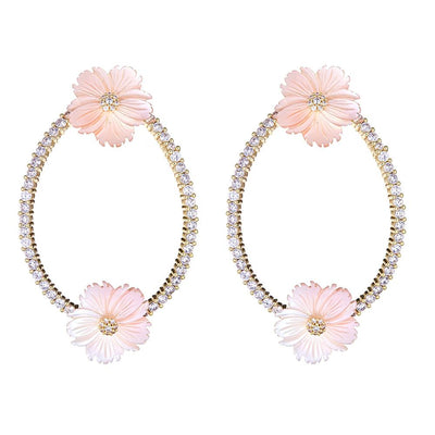 Flower Capella Earring