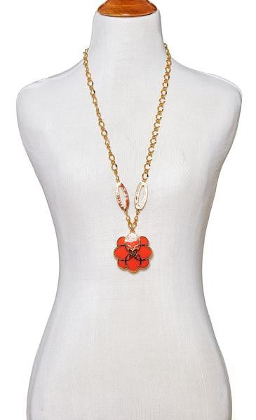 Cristina Sabatini: CS Peonia Necklace