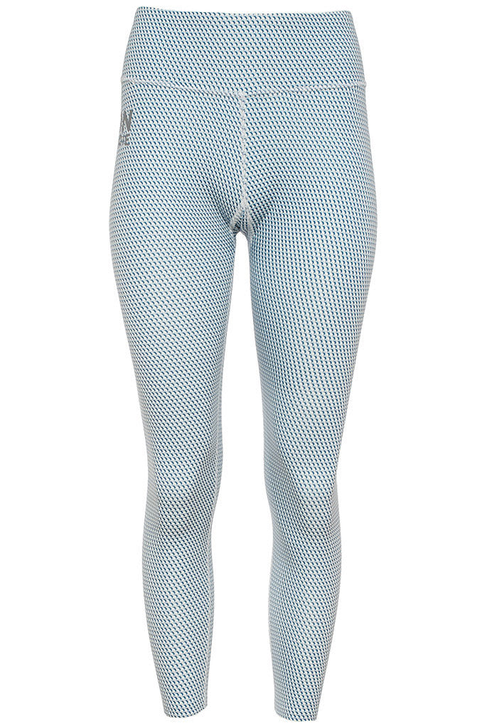 Women's Thermal Leggings - Bluebs Blue (1W601150)