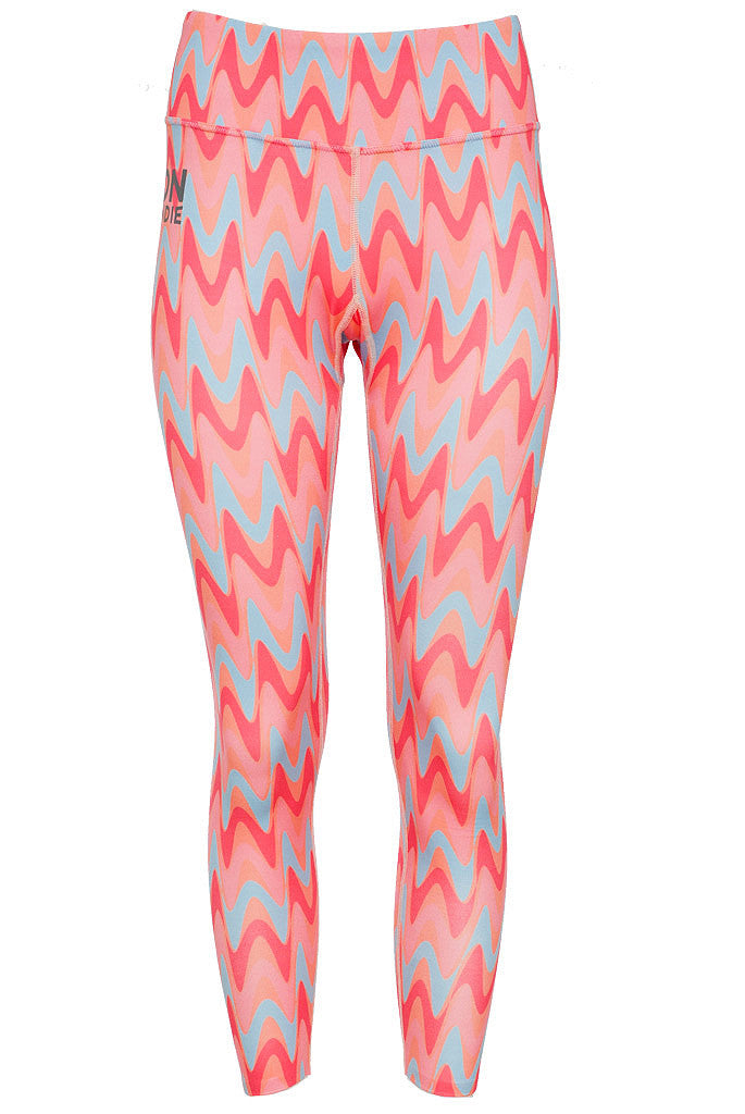 Women's Thermal Leggings - Avas Sherbet (1W601151)