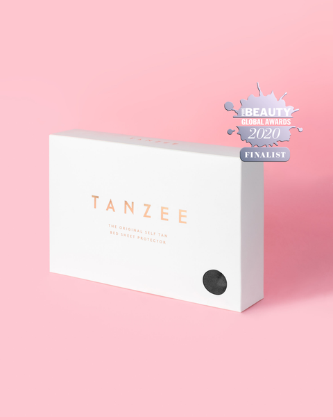 Tanzee | Self Tan Bed Sheet Protector