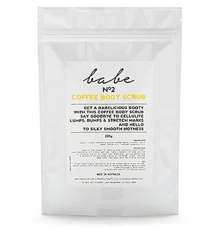 Babe Coffee Body Scrub