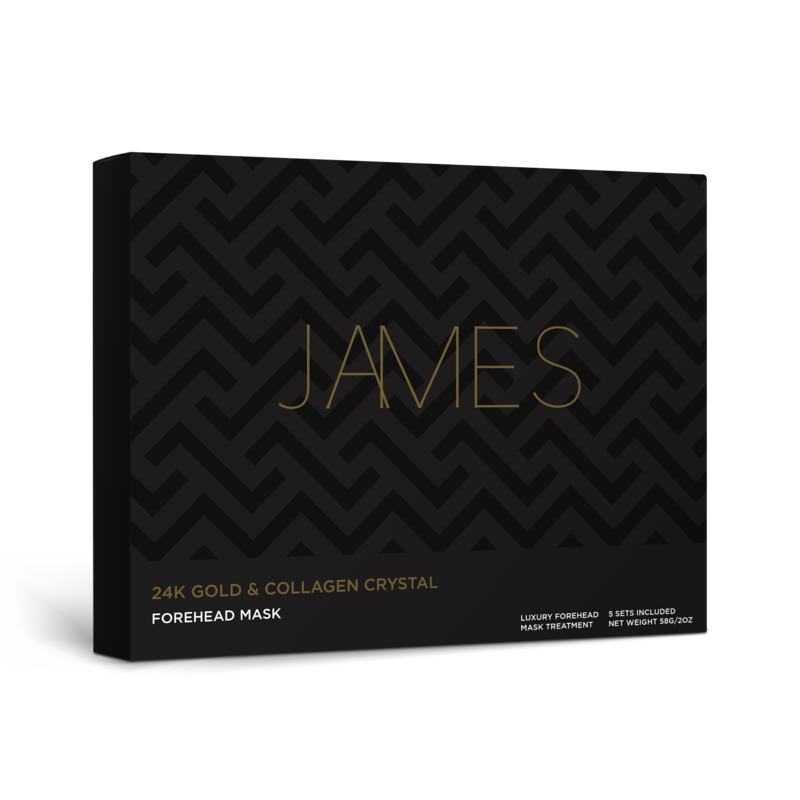 James Cosmetics - Forehead Mask