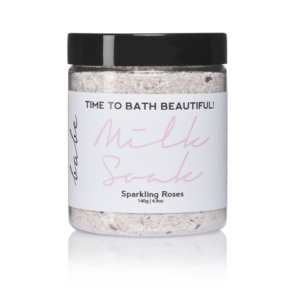 BABE Sparkling Rose Bath Milk