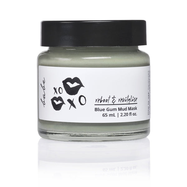 Babe Blue Gum Mud Mask
