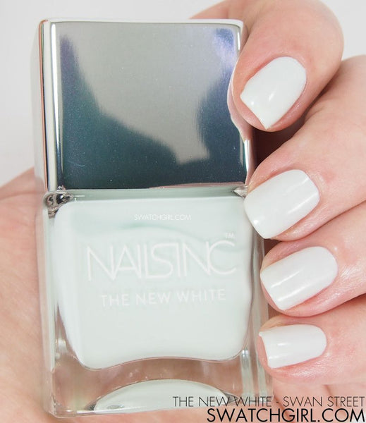 Nails INC - The New White