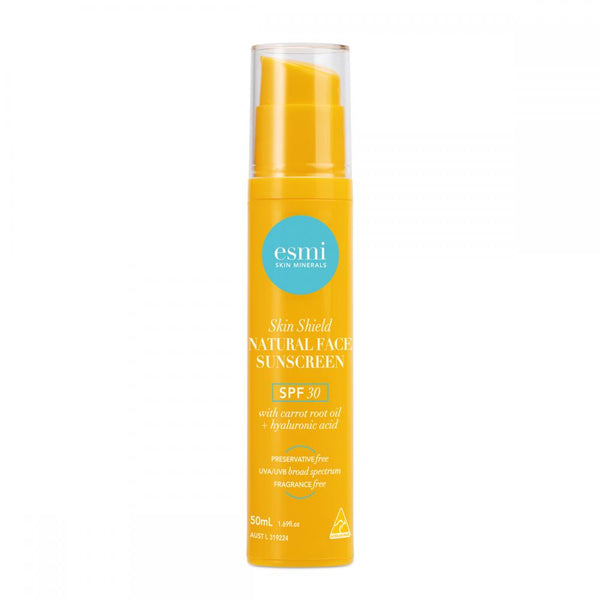 Esmi Skin Shield Natural Sunscreen SPF 30