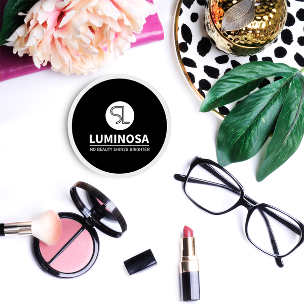 Luminosa Brush Cleaning Soap - Pre Order yours now!