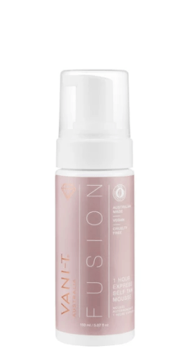 VANI T Fusion Self Tan Mousse