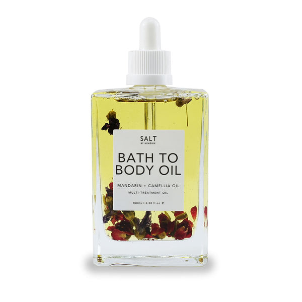 SALT Bath to Body Oil