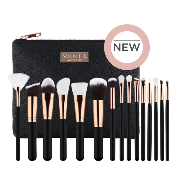 VaniT Brush Set