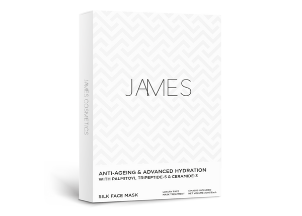 Anti-Ageing & Advanced Hydration Silk Face Mask