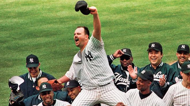 David Wells of the New York Yankees Pitched a Perfect Game on May 17, 1998