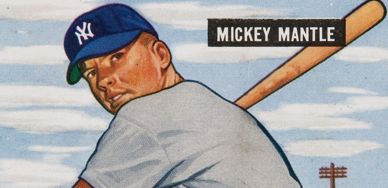Mickey Mantle Hit Three Consecutive Home Runs on May 13, 1955