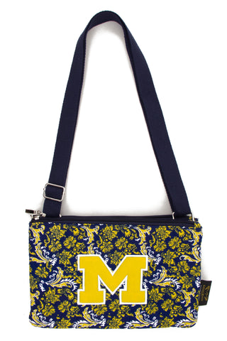 Michigan Bloom CB Purse