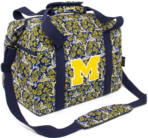 Michigan Bloom Mini Duffle