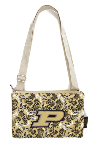 Purdue Bloom CB Purse