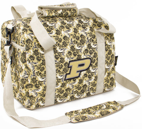 Purdue Bloom Mini Duffle