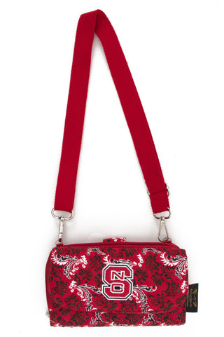 Nc State Bloom CB Wallet