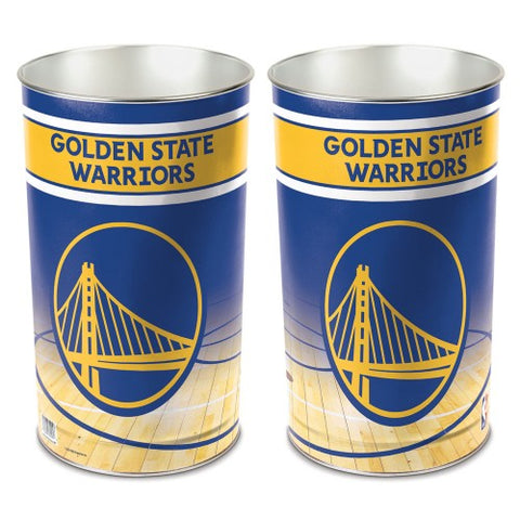 "Golden State Warriors 15"" Waste Basket"
