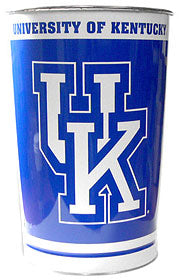 "Kentucky Wildcats 15"" Waste Basket"