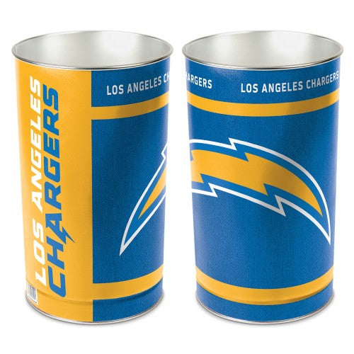 "San Diego Chargers 15"" Waste Basket"