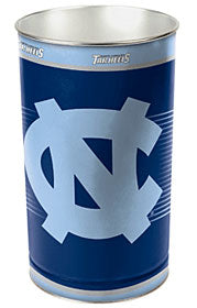 "North Carolina Tar Heels 15"" Waste Basket"