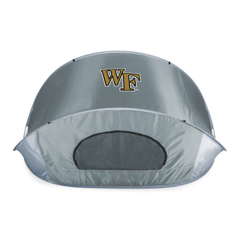 Wake Forest Demon Deacons 'Manta' Sun Shelter-Grey Digital Print
