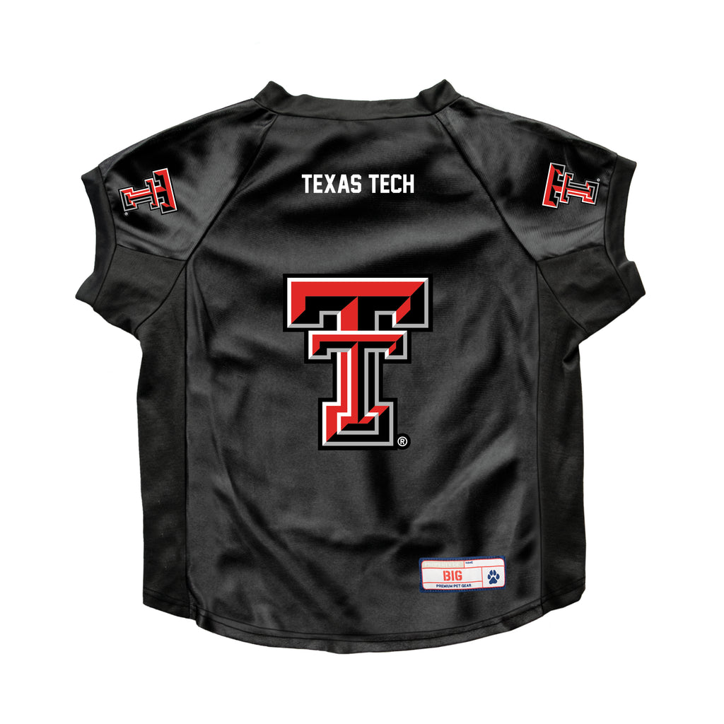 Texas Tech Red Raiders Big Pet Stretch Jersey