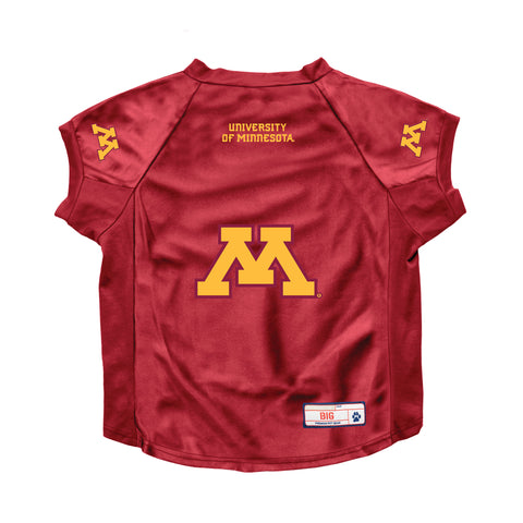 Minnesota Golden Gophers Big Pet Stretch Jersey