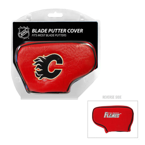 Calgary Flames Golf Blade Putter Cover